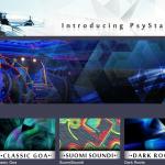 psystation website old Screenshot 1